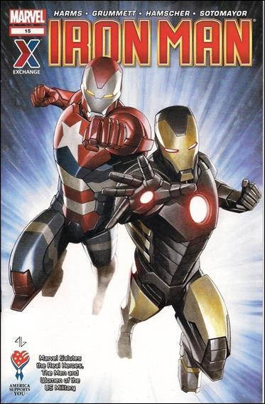 AAFES 15-A by Marvel