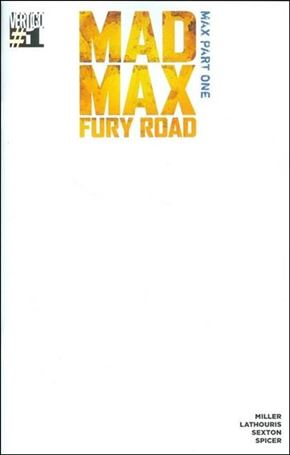 Mad Max: Fury Road: Mad Max 1-B