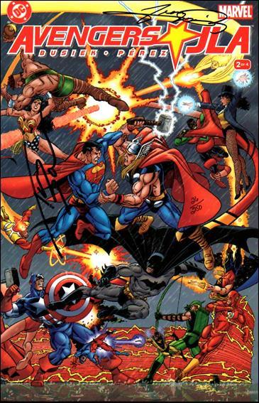Avengers/JLA 2-B by DC
