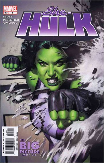 She-Hulk (2004) 5-A by Marvel