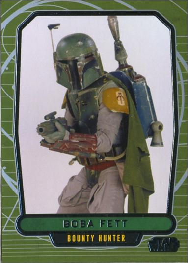 Star Wars Galactic Files (Base Set) 162-A by Topps