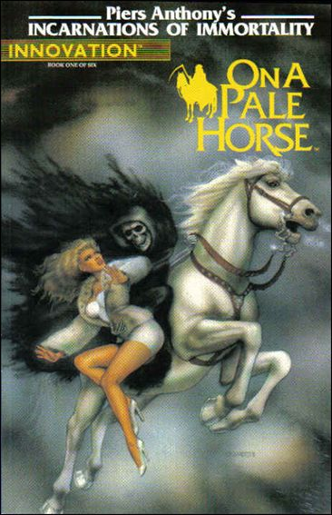 On a Pale Horse 1-A by Innovation