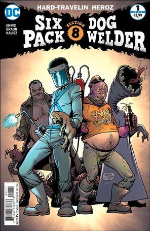 SixPack & DogWelder: Hard-Travelin' Heroz 1-A