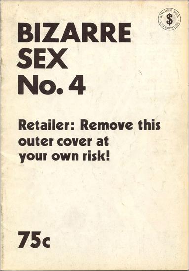 Bizarre Sex 4-D by Kitchen Sink