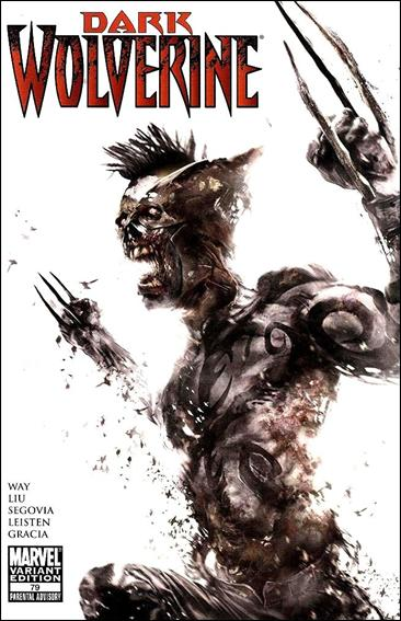 Dark Wolverine 79-B by Marvel