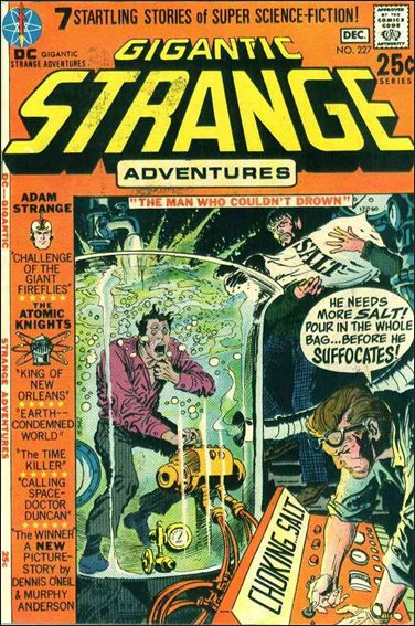 Strange Adventures (1950) 227-A by DC