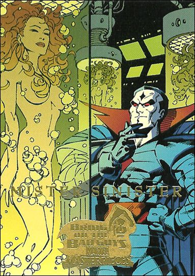 2008 Marvel Masterpieces: Series 3 (Base Set) 29-A by SkyBox