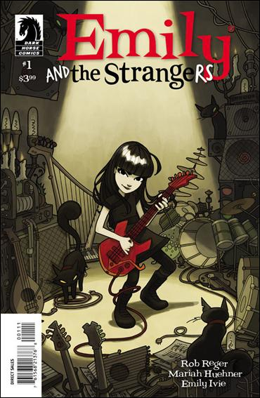 Emily and the Strangers 1-A by Dark Horse