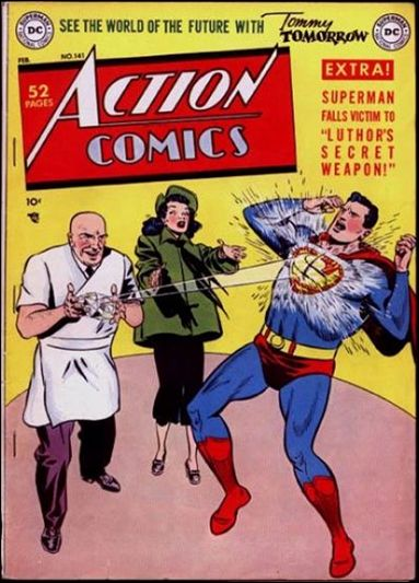 Action Comics (1938) 141-A by DC