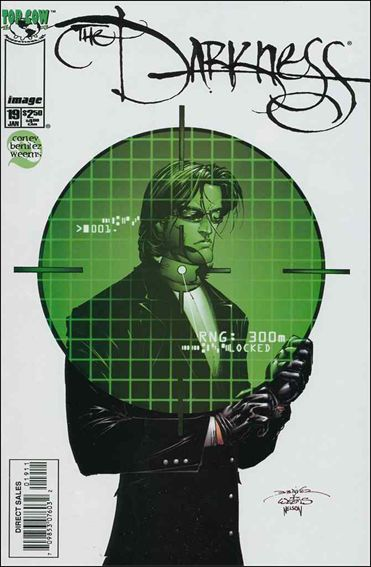 Darkness (1996) 19-A by Top Cow