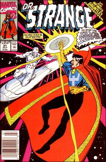 Doctor Strange, Sorcerer Supreme 31-A by Marvel