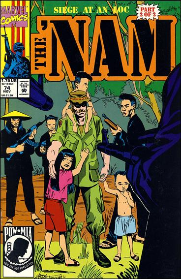 'Nam 74-A by Marvel