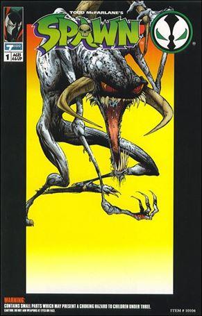 Spawn Action Figure Comic Violator 1-A