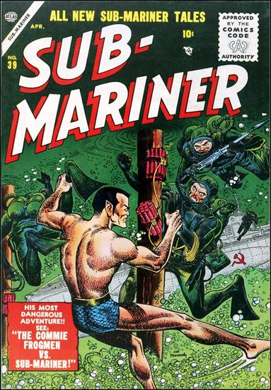 Sub-Mariner (1941) 39-A by Atlas