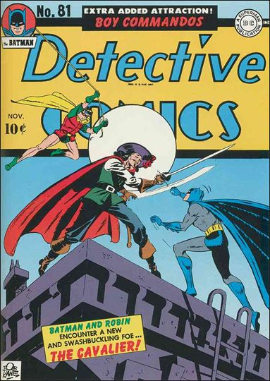 Detective Comics (1937) 81-A by DC