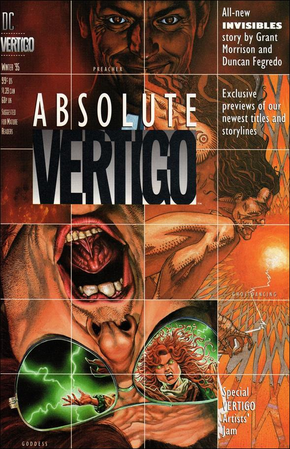Absolute Vertigo 1-A by Vertigo