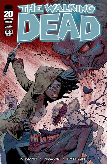 Walking Dead (2003) 100-G by Skybound Entertainment