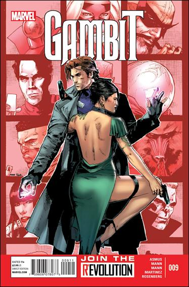 Gambit (2012) 9-A by Marvel