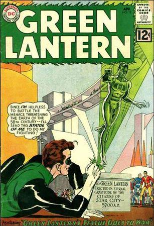 Green Lantern (1960) 12-A