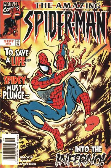 Amazing Spider-Man (1999) 9-A by Marvel
