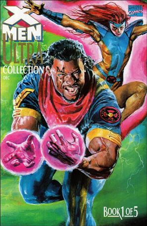 X-Men: The Ultra Collection 1-A