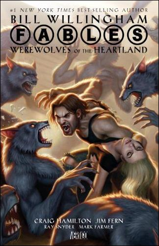 Fables: Werewolves of the Heartland nn-A by Vertigo