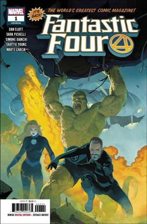 Fantastic Four (2018) 1-A