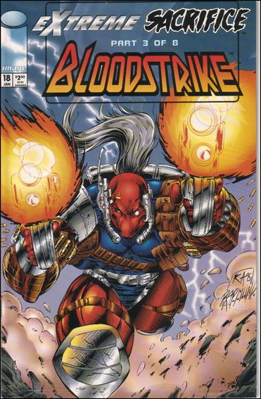 Bloodstrike (1993) 18-A by Image