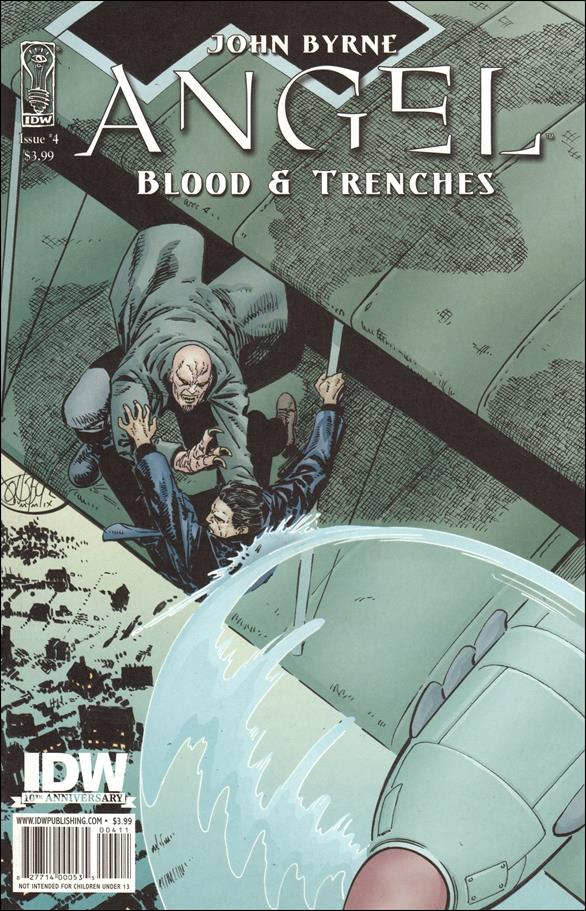 Angel: Blood & Trenches 4-A by IDW