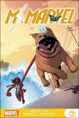 Ms. Marvel Meets the Marvel Universe nn-A