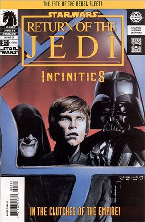 Star Wars: Infinities - Return of the Jedi 3-A