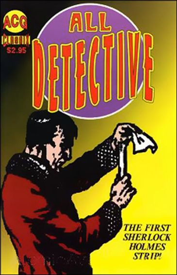 All Detective 1-A by America's Comic Group (ACG)