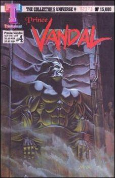 Prince Vandal 4-A by Triumphant