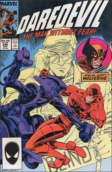 Daredevil (1964) 248-A by Marvel