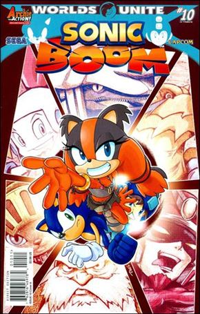 Sonic Boom 10-A