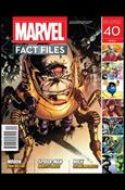 Marvel Fact Files 40-A
