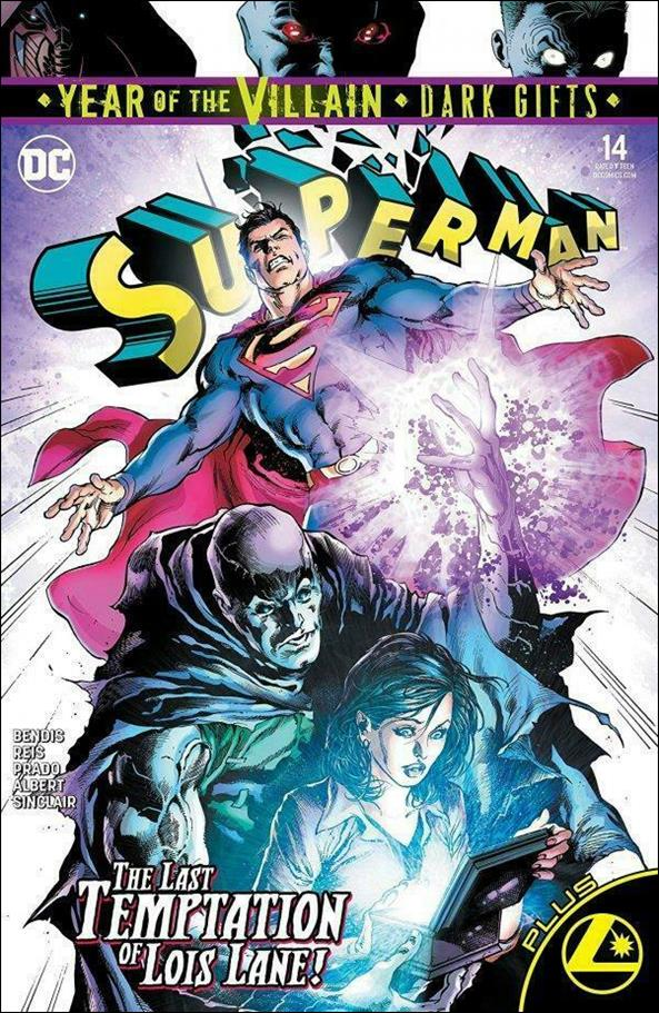 Superman (2018) 14-A by DC