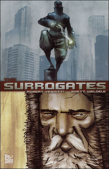 Surrogates 4-A by Top Shelf