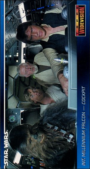 Star Wars Widevision (Promo) K-03-A by Topps