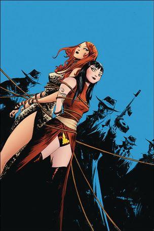 Vampirella / Red Sonja 7-R