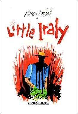 Little Italy 1-A by Fantagraphics
