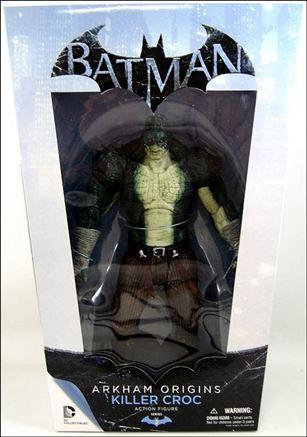 Batman: Arkham Origins (Series 2) Killer Croc