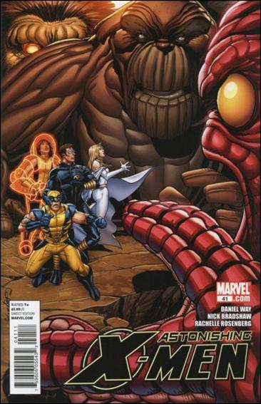 Astonishing X-Men (2004) 41-A by Marvel