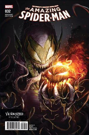 Amazing Spider-Man (2015) 32-B