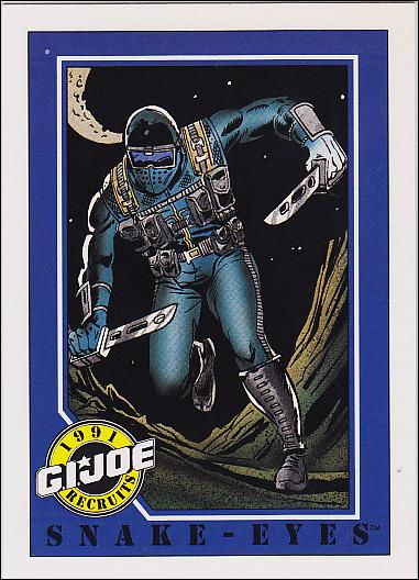 G.I. Joe (Base Set) 135-A by Impel