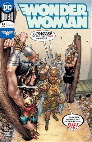 Wonder Woman (2016)  55-A