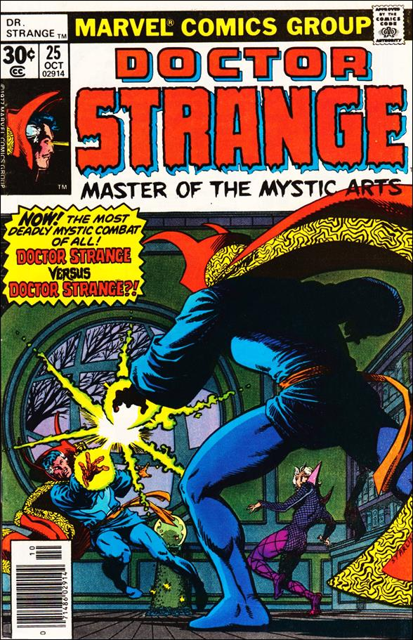 Doctor Strange (1974) 25-A by Marvel