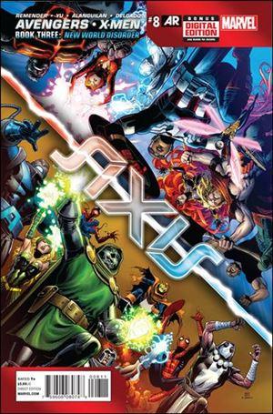 Avengers & X-Men: AXIS 8-A