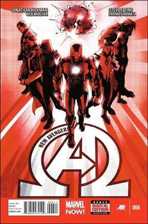 New Avengers (2013) 6-A