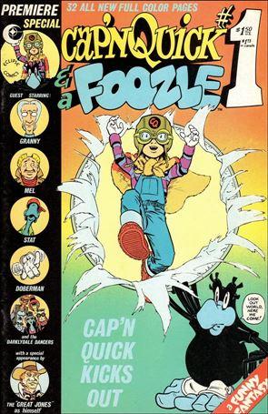 Cap'n Quick & A Foozle 1-A